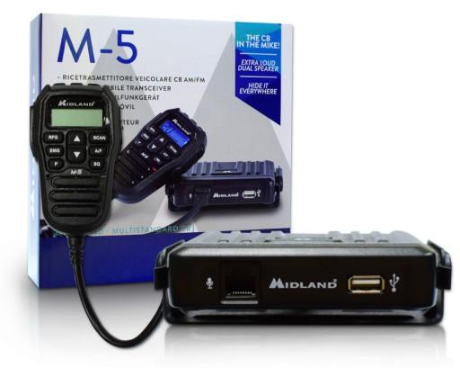 CB RADIO MIDLAND M-5