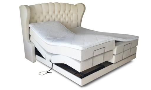łóżko Kontynentalne Elektryczne 160x200 Producent