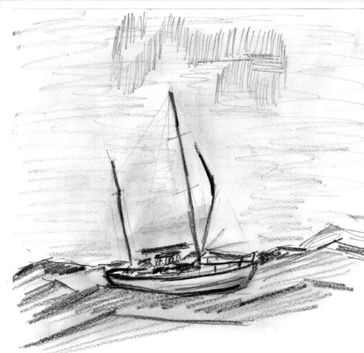 Szpiczasty Ląd czyli żaglówką po wodach Arktyki