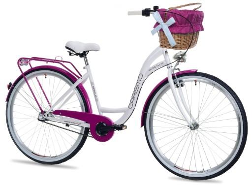 Damski Rower Miejski 28 Gracja 3 Biegi Holenderka 6757294162 Allegro Pl