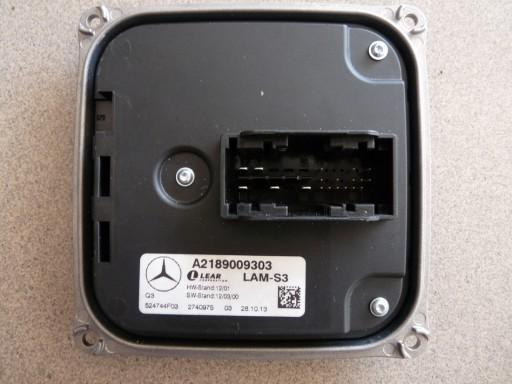 Sterownik DRL Mercedes A21890093003 Nowy
