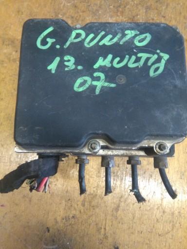 ABS ESP FIAT GRANDE PUNTO 0265950769 0265235432