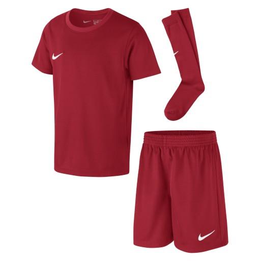 efa217fd0 Strój Nike Park Kit Set Junior size 152-158 KS2 7522740583 - Allegro.pl - Więcej  niż aukcje.