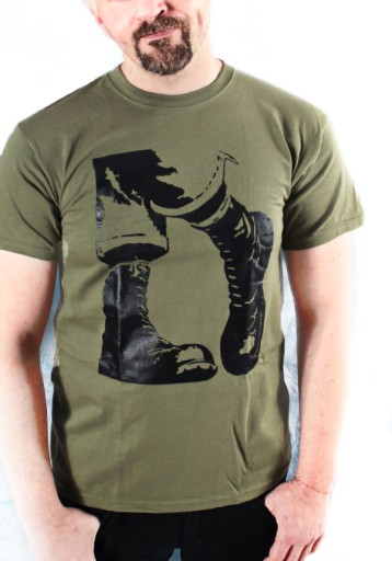 754c3ce95 T-shirt koszulka GLANY punk rock metal Ebola S 7723080592 - Allegro.pl