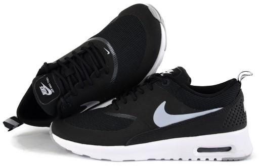 Nike Buty damskie Air Max Thea czarne r. 35 12 (599409 007