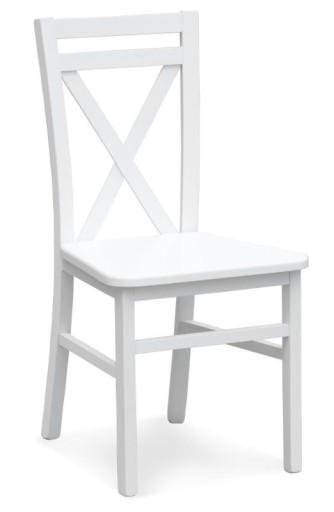 Krzesła Do Jadalni Kuchni Krzesło Drewniane Białe