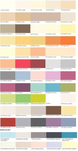 Farba Ceramiczna Magnat Ceramic 25l 56 Kolorów