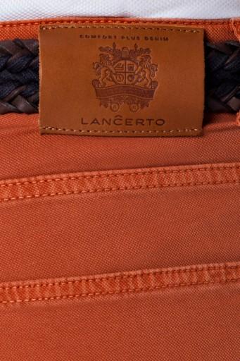 Spodnie Męskie Pomarańczowe Lancerto Femes W31/L32 10041865544 Odzież Męska Spodnie KZ XAWDKZ-5