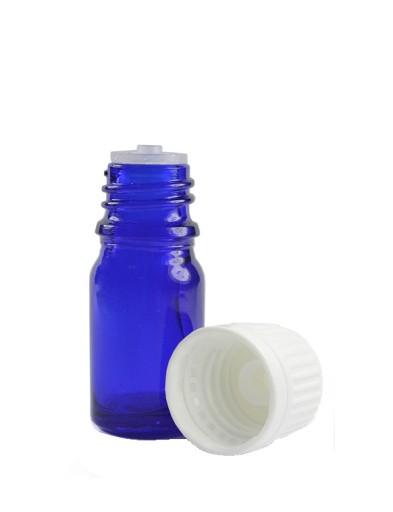 Buteleczka butelka szklana z KROPLOMIERZEM 10ml