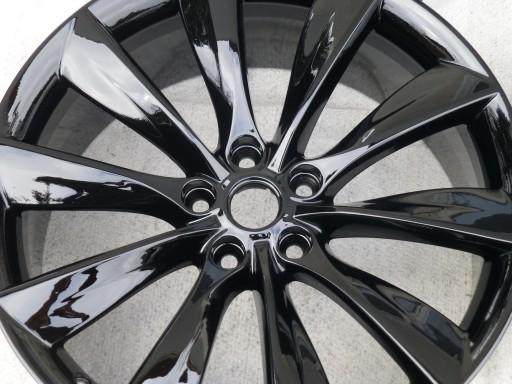 Felgi Tesla S 21 X27 X27 Oem Czarny Polysk Turbiny Ropczyce Allegro Pl