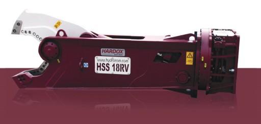 ZIRKLES do PLIENO zlomu HIDRA HSS-28RV 2840 kg