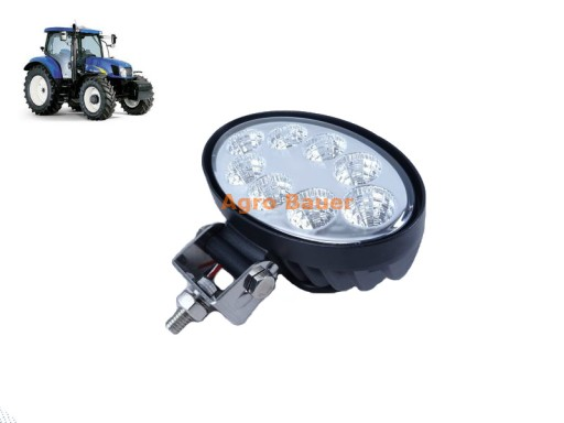 Halogen Ciągnika Lampa Traktora Led Ledowa Koparki