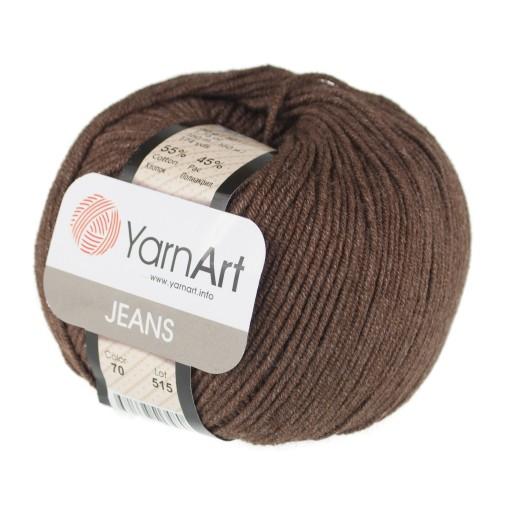 Wloczka Yarnart Jeans 70 7614723454 Allegro Pl