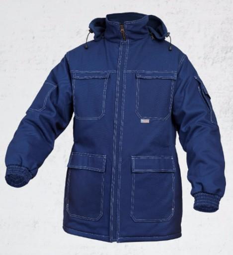 82ab29896f64cc SARA BOSMAN bawełniana kurtka robocza L od ręki 7714417073 - Allegro.pl