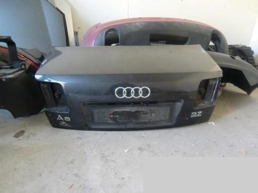 Tylna Klapa Bagażnika Pokrywa Audi A8 D3 Oryginał 7262323641