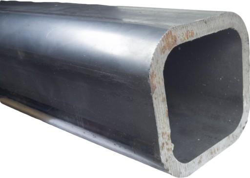 Rewelacyjny Profil stalowy zamknięty 50x50x5 długość 1000mm 6181968493 BJ11