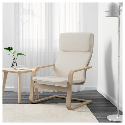 ikea fotel bujany fiński pello