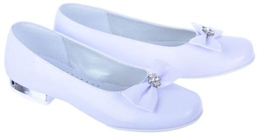 3e12bb9f9f Obuwie komunijne dziewczęce buty do komunii MIKO 7197450137 - Allegro.pl