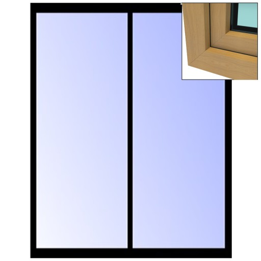 Okno Winchester Pcv Fix Stale Dzielone 2000x1400mm 7150868256 Allegro Pl