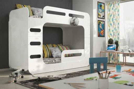 łóżko Piętrowe Max 2 Dla Dzieci 200x80 Dziecięce