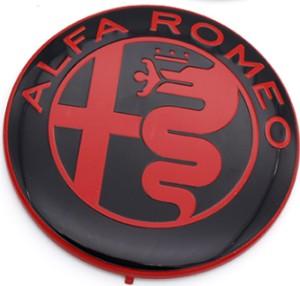 ALFA ROMEO LOGO EMBLEMA ZENKLIUKAS 147 156 159 166 B