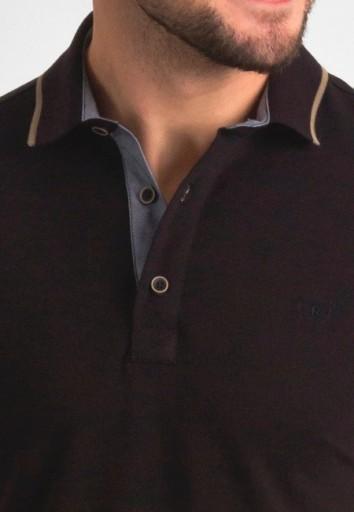 REPABLO - Koszulka męska POLO 1801-3 rozm.4XL 8544962727 Odzież Męska Koszulki polo TT STBOTT-5