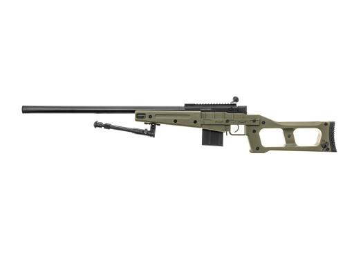 10f1453b10d7a0 Karabin snajperski ASG Swiss Arms SAS 08 - green 7688793367 - Allegro.pl