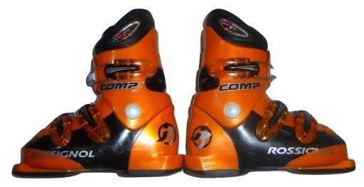 Buty narciarskie ROSSIGNOL COMP J roz. 19 d2e9adba537