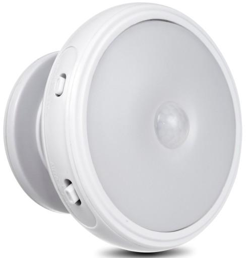 Lampka 11 Led Lampa Z Czujnikiem Ruchu Na Baterie
