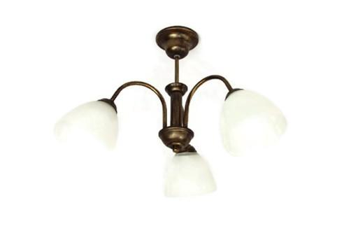 Lampa Pati 3r Tomex