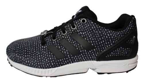 ad767a91 BUTY ADIDAS ZX FLUX SHOES BY9828 R382/3 7006606202 - Allegro.pl