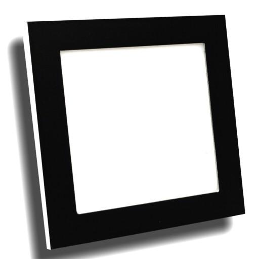 Oświetlenie Schodowe Oprawa Led 230v Czarna Q1