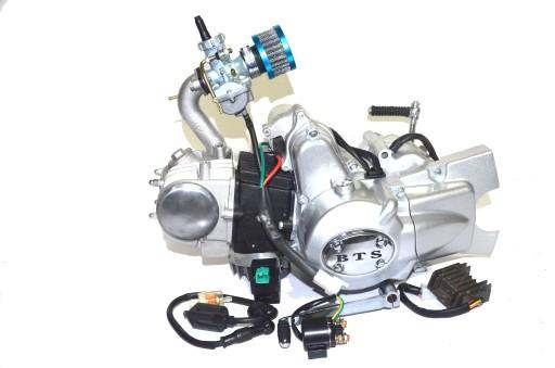 Silnik 125cc Fighter Sprint Junak 4t Barton Gratis Sokolow Podlaski Allegro Pl