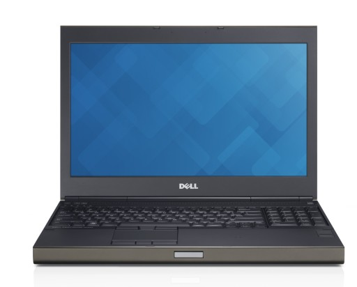 4K K2100 Dell M4800 i7 4x 2,8-3,8 16gb Ssd1TB Bray