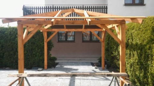 Altana Konstrukcja