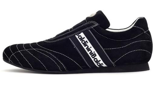 962c7c3a ANNA POLLINI _ BALDININI czarny zamsz sneakers 7800825785 - Allegro.pl