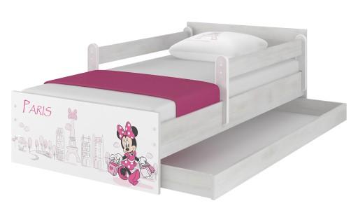 łóżko Dziecięce Z Szufladą 160x80 Baby Boo Disney 5860772895