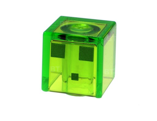 Slime cube ORYGINAŁ LEGO Minecraft / szlam