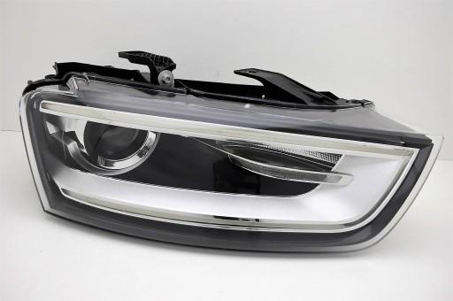 AUDI Q3 11-14 L фара XENON LED правые новые