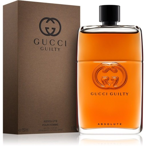 Gucci GUILTY ABSOLUTE perfumy 150ml ORYGINAŁ sklep