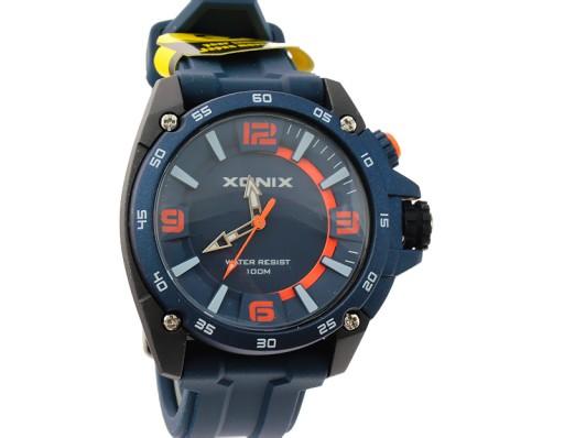 6c0d796cc2e3cc Wodoszczelny zegarek XONIX UY ciekawy wzór NOWOŚĆ Płeć mężczyzna chłopiec