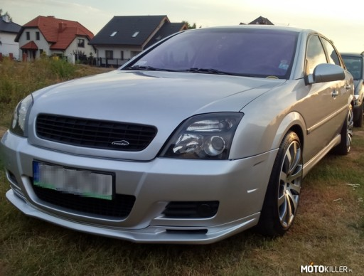 Opel Vectra C Gts Sri Dokladka Zderzaka Przod Lodz Allegro Pl