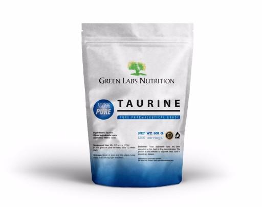 L-Tauryna Tauryna Proszek 500g 100% Czysta