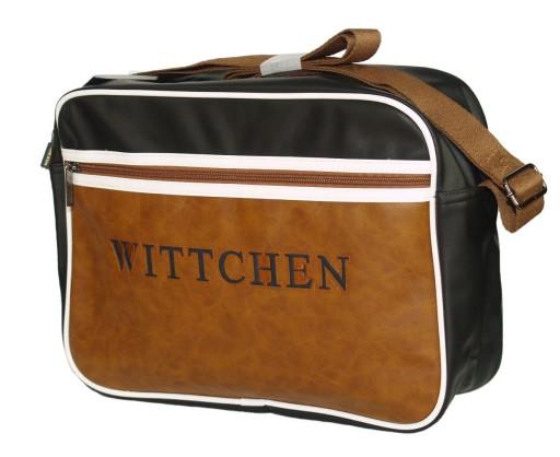 Wittchen 86-3P-205 torba męska ala Pan Am , sport.