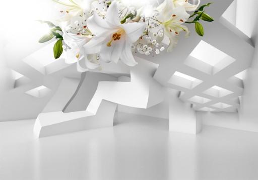 Fototapeta 3d 250x175cm Kwiaty Lilie A A 0296 A A 7283371379