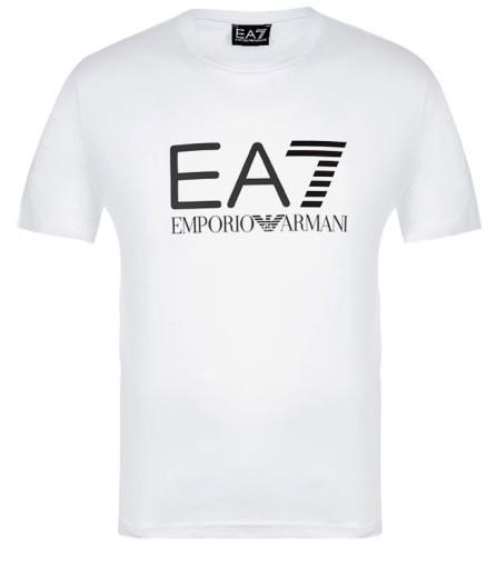 EA7 Emporio Armani koszulka T-Shirt roz: M 10718682973 Odzież Męska T-shirty YH YZHCYH-5