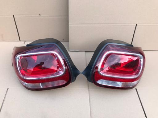 CITROEN DS3 13+ LIFT Фонарь задний левый правый LED EU