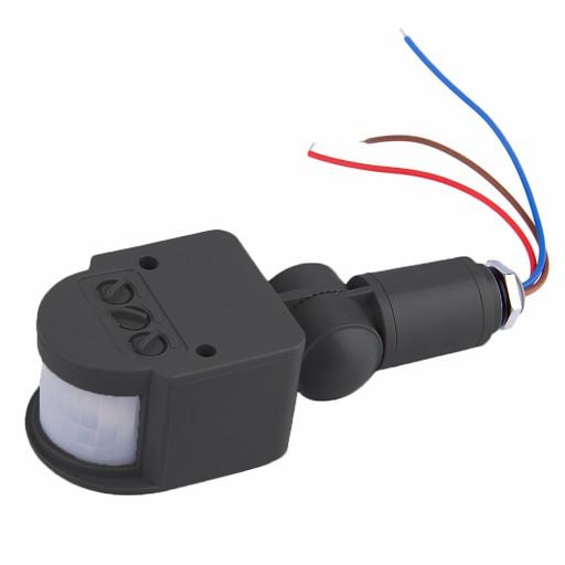 Czujnik Ruchu Zmierzchu Do Halogenu Lampy Sensor