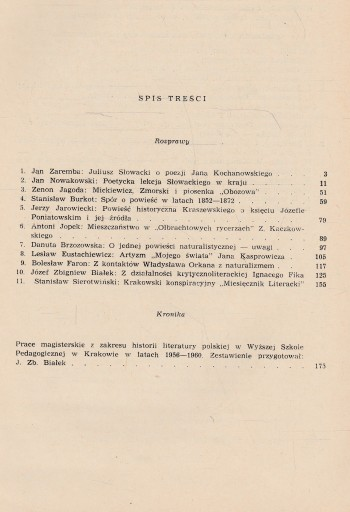 ROCZNIK NAUKOWO-DYDAKTYCZNY 11 WSP Kraków