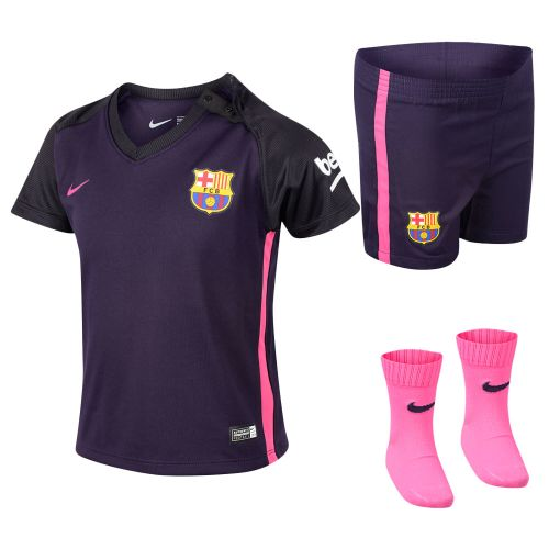 official photos 9826c e61e4 KOMPLET Barcelona Away Nike Baby Kit 70-75 cm NO1